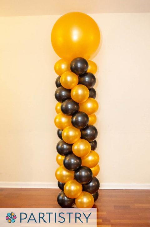 Balloon tower baltimore md