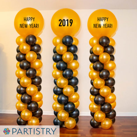 Personalized Balloon Towers for Every Event