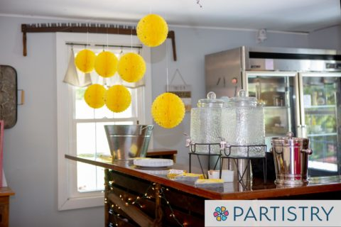 custom party decorations