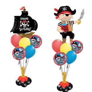 Pirate Balloon Bouquet